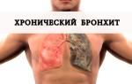 Симптоматика и лечение хронического обструктивного бронхита