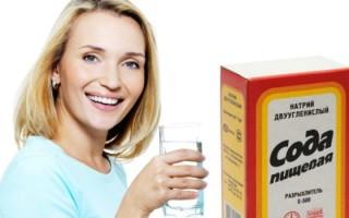 Средства с содой от кашля и бронхита: рекомендации по применению и рецепты
