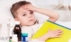 Первые признаки гриппа у детей: стадии протекания заболевания и способы лечения