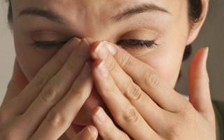 Какова причина боли в глазах при простудных заболеваниях и как ее лечить