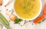 Польза куринного бульона при простуде: рецепты и правила приготовления
