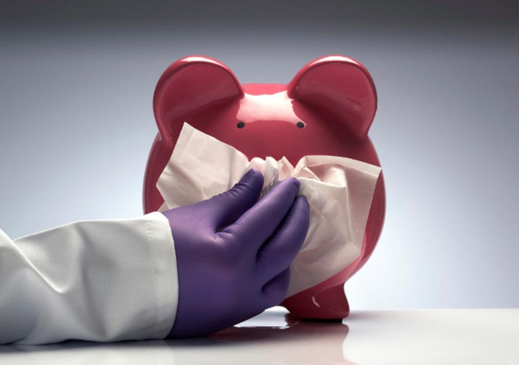 Первые признаки заболевания свиным гриппом