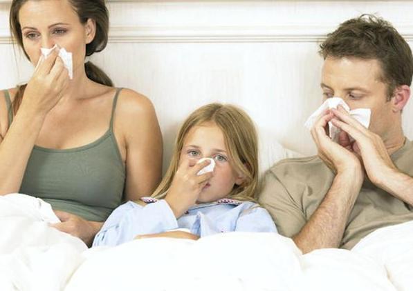 семь болеющая простудой без температуры