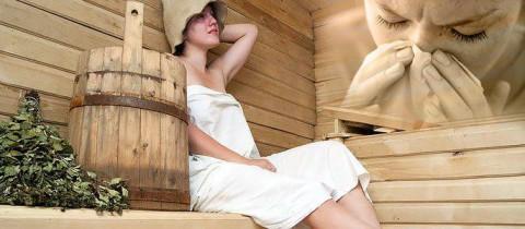 Полезна ли баня при насморке