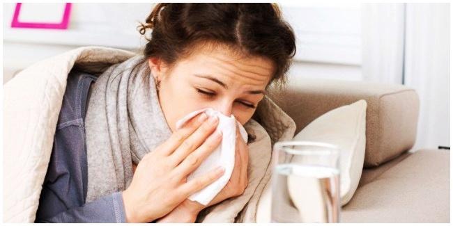 Простуда без температуры - симптомы, лечение, причины