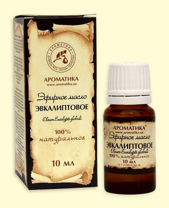 эвкалипт аромамасло