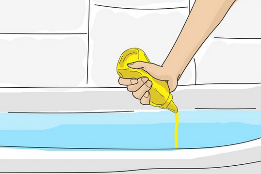 ванная с горчицей