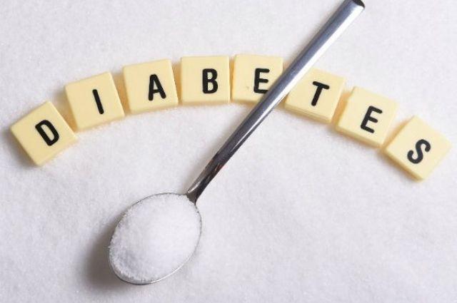 диабет и ложка с сахаром