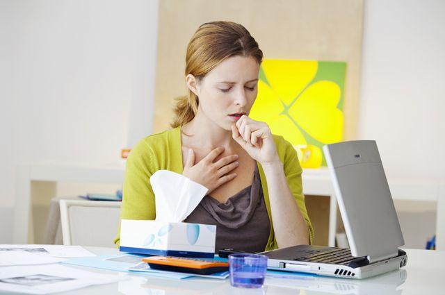 Сколько длится кашель после простуды