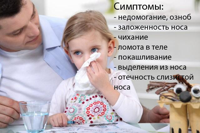 симптомы риновирусной инфекции