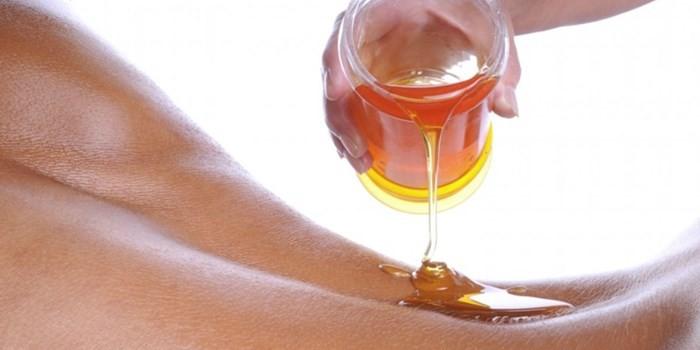 компрессы из меда