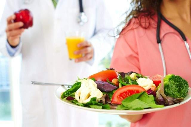 врачи продукты