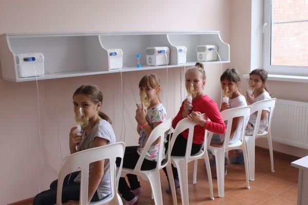 дети с ингаляторами