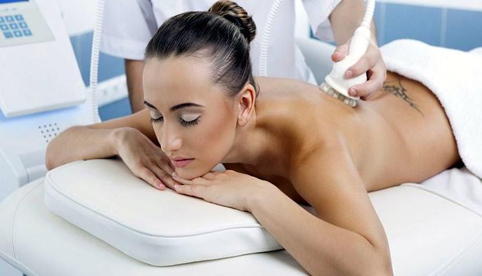 дренажный массаж