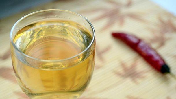 настойка с медом