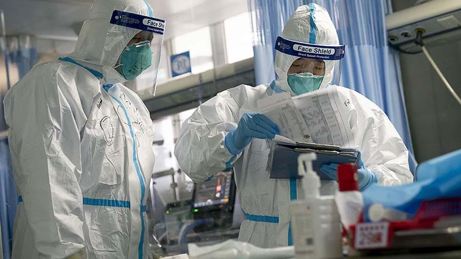 вакцина от китйского вируса
